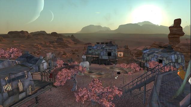 Steam Workshop :: Martial Village