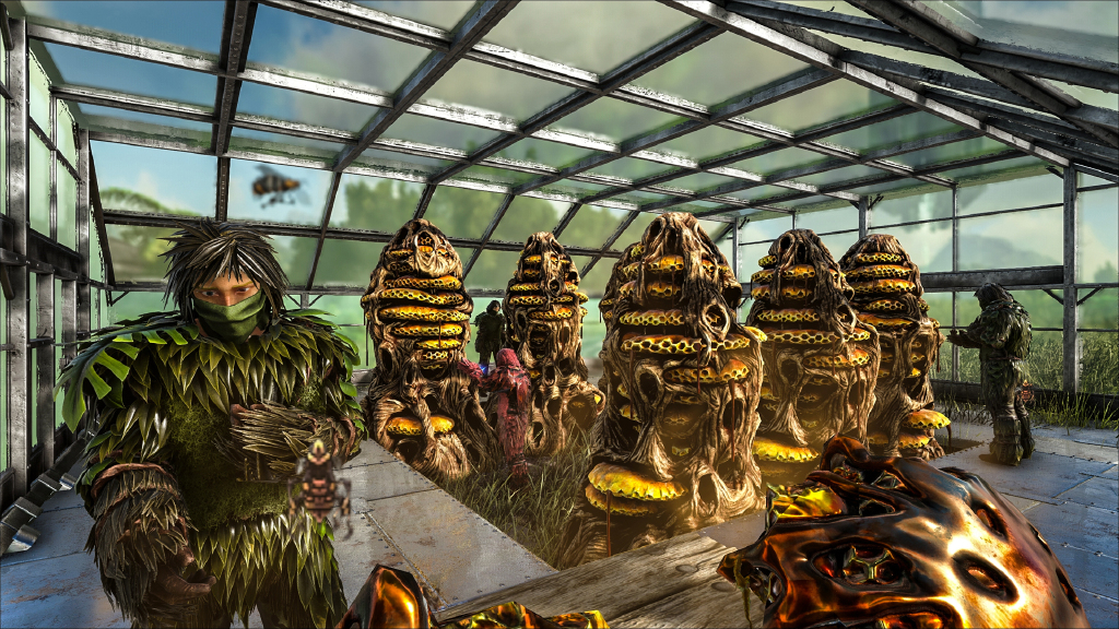 Steam community bee hive farm malvernweather Image collections