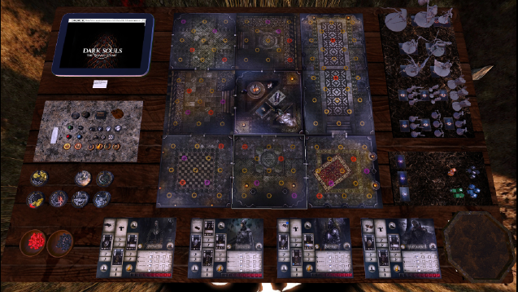 Tabletop simulator aggiornamento 9 5 giochi di ruolo simulatori di volo corsa militari - Gioco da tavolo dark souls ...