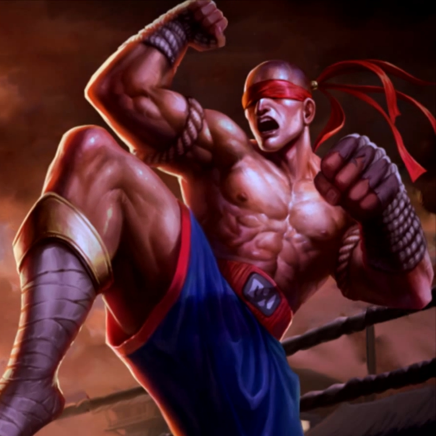 Steam Workshop Muay Thai Lee Sin