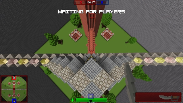 Steam Workshop :: 5v5 Wall War: CTF v3 0