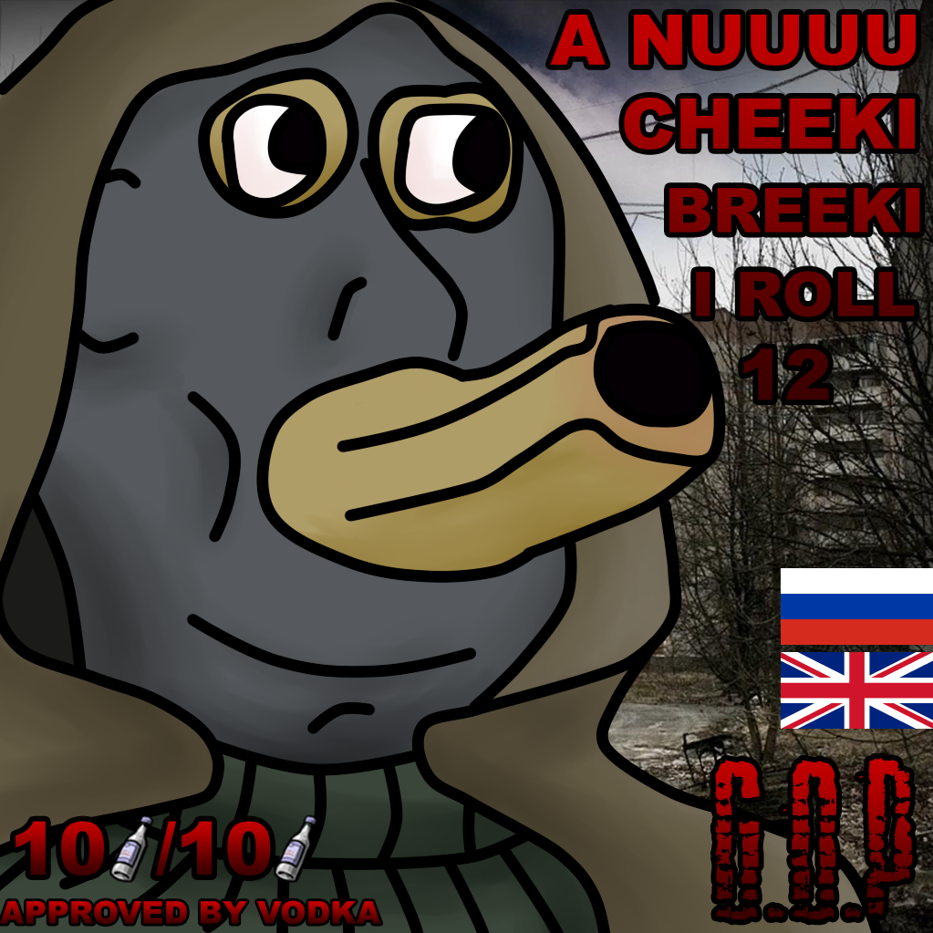 Game of Pagy (GoW) S.T.A.L.K.E.R.