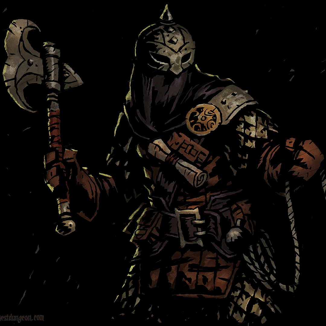 Darkest Dungeon: Bounty Hunter Wallpaper Engine