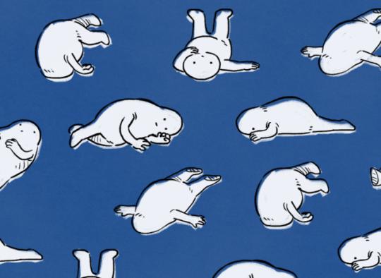 Saxophone Song Meme Seal