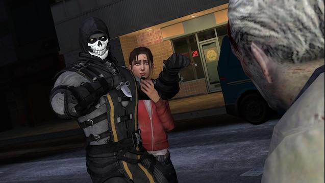 Steam Workshop :: Mortal Kombat X - Spec Ops Scorpion [Ellis]