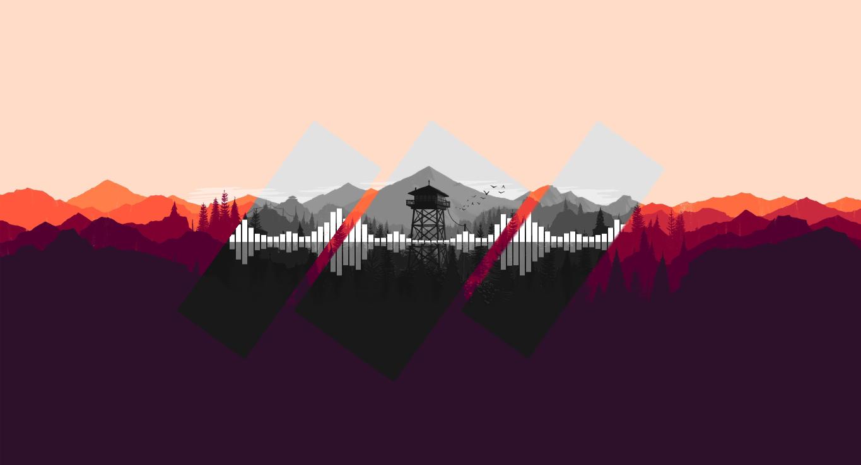 Wallpaper Engine - Simplistic Audio Visualizer