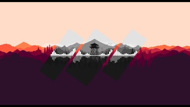 Steam Workshop Simplistic Audio Visualizer