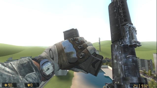 Steam Workshop :: TFA   Modern Warfare 3 Weapons