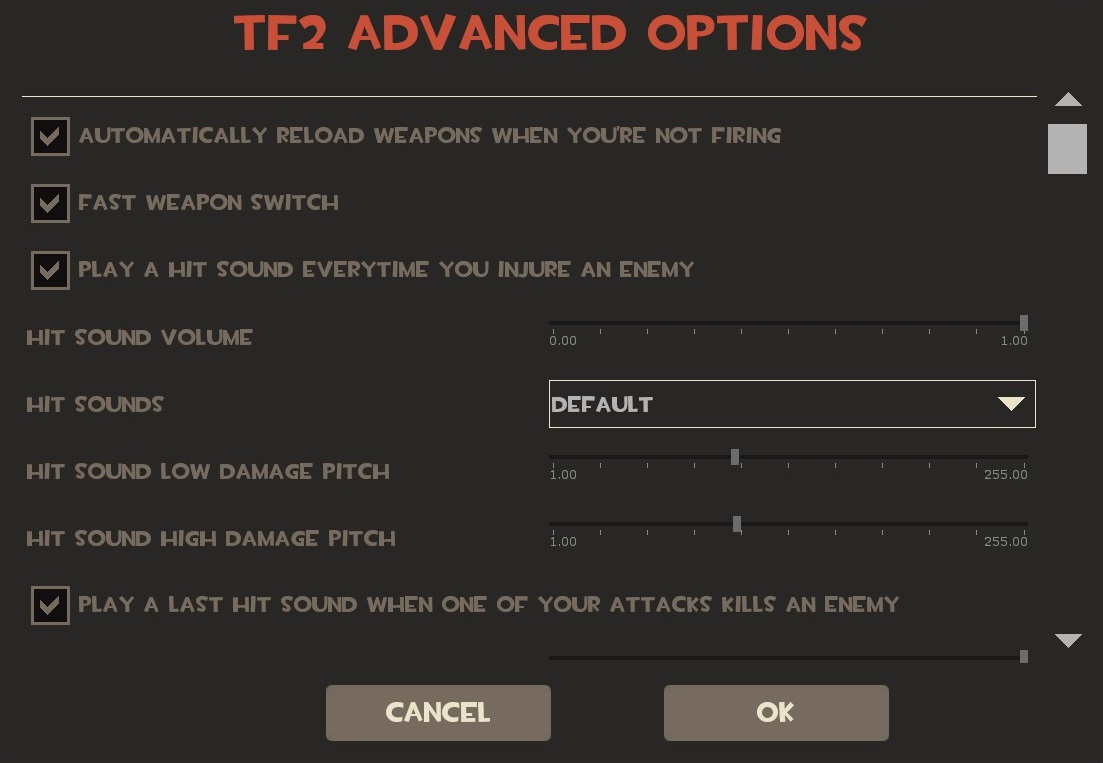 how to use custom hitsounds tf2