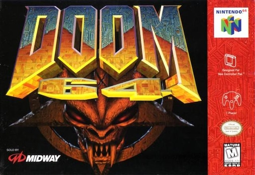 Steam Community :: Guide :: DOOM 64 EX - Custom Installation & How