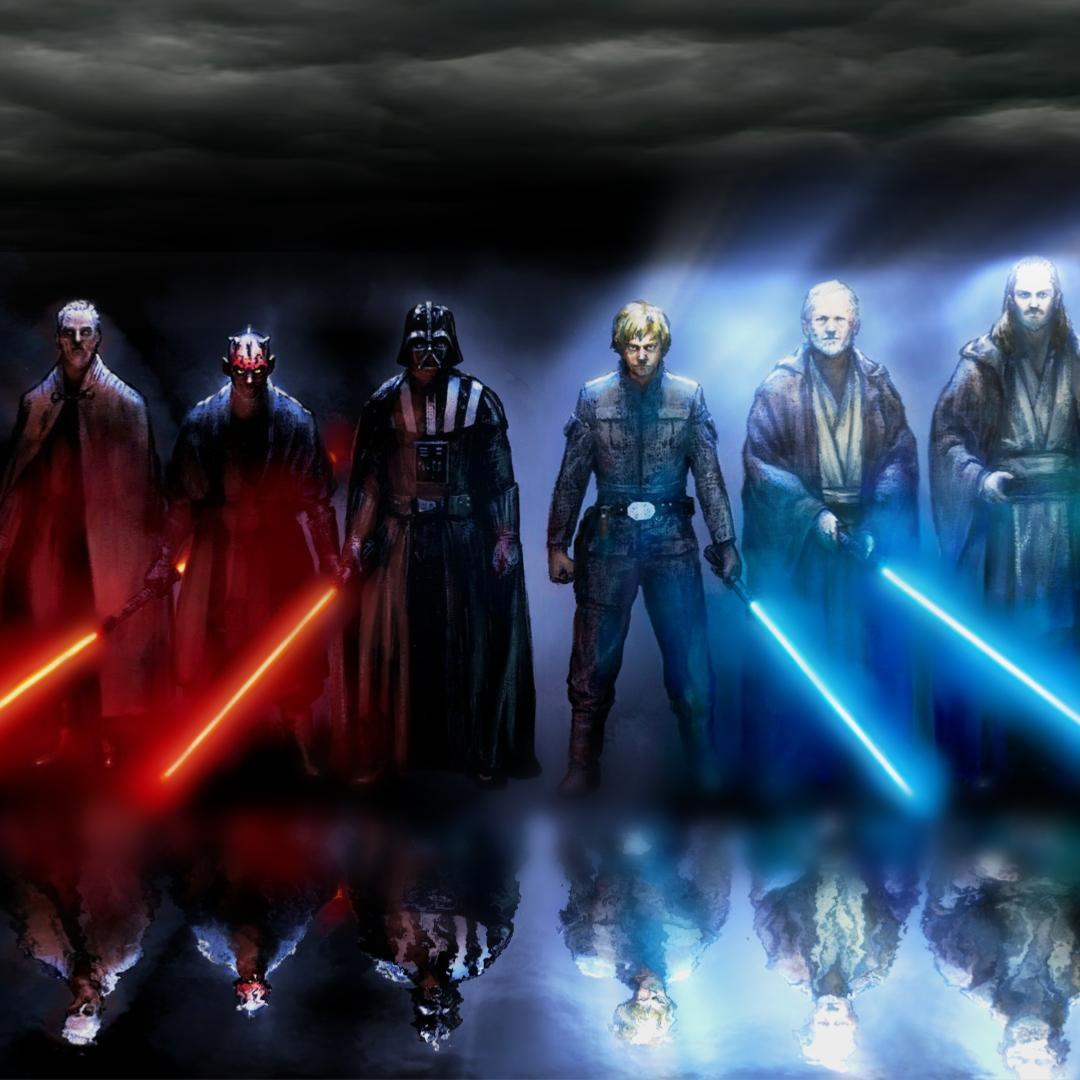 Star Wars Sith and Jedi Wallpaper Engine