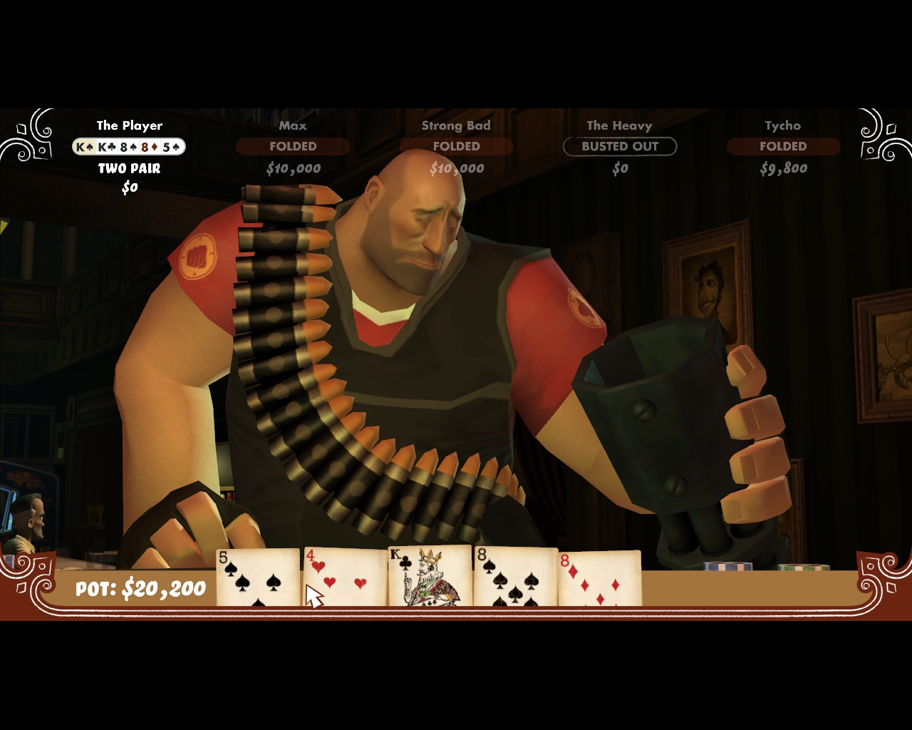 Poker night at the inventory easy way to get items
