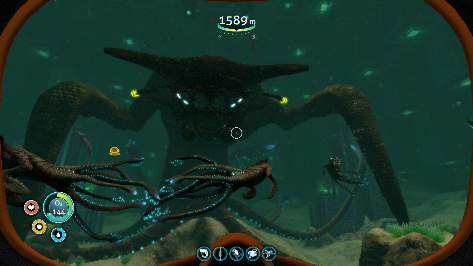 Subnautica Deep Sea Exploration Survival All Gamers With Jobs The zone is characterized by moderate danger levels. subnautica deep sea exploration