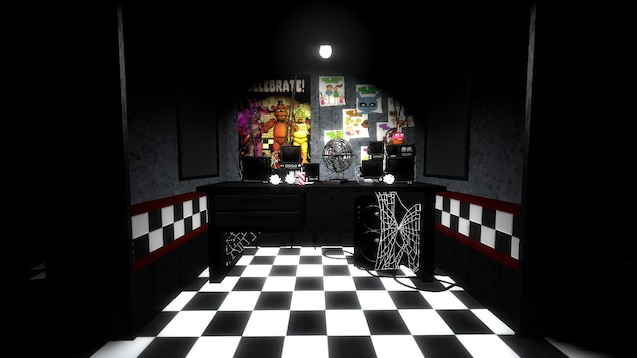 Steam Workshop :: Five Nights At Freddy's Source Preview