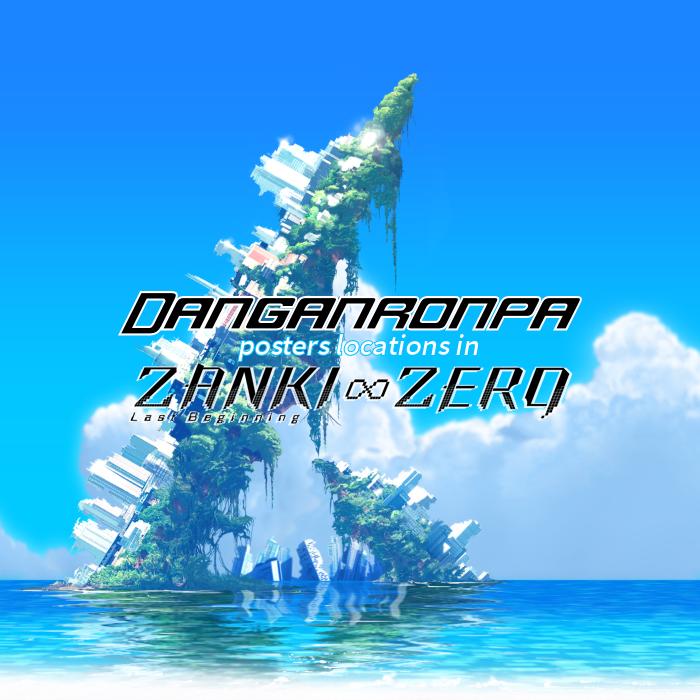 Steam Community :: Guide :: Danganronpa posters in Zanki Zero