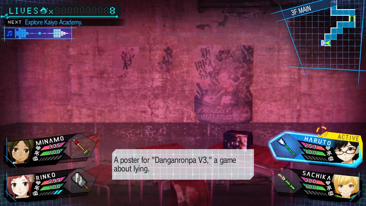 Comunidade Steam :: Guia :: Danganronpa posters in Zanki Zero