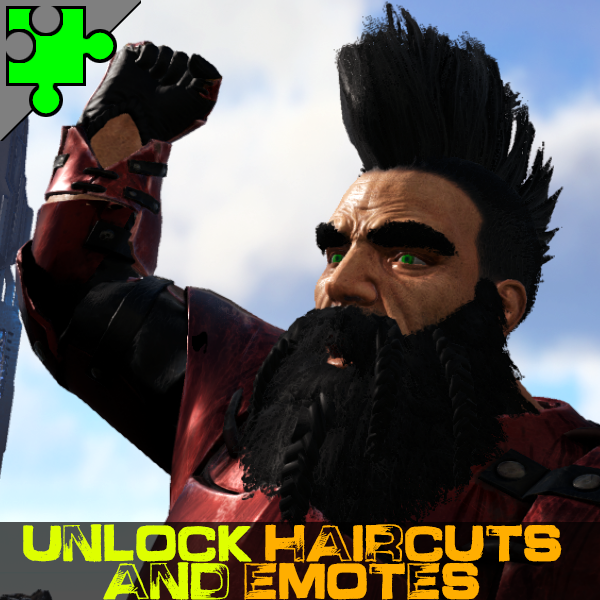 Steam Workshop Unlock Haircuts And Emotes