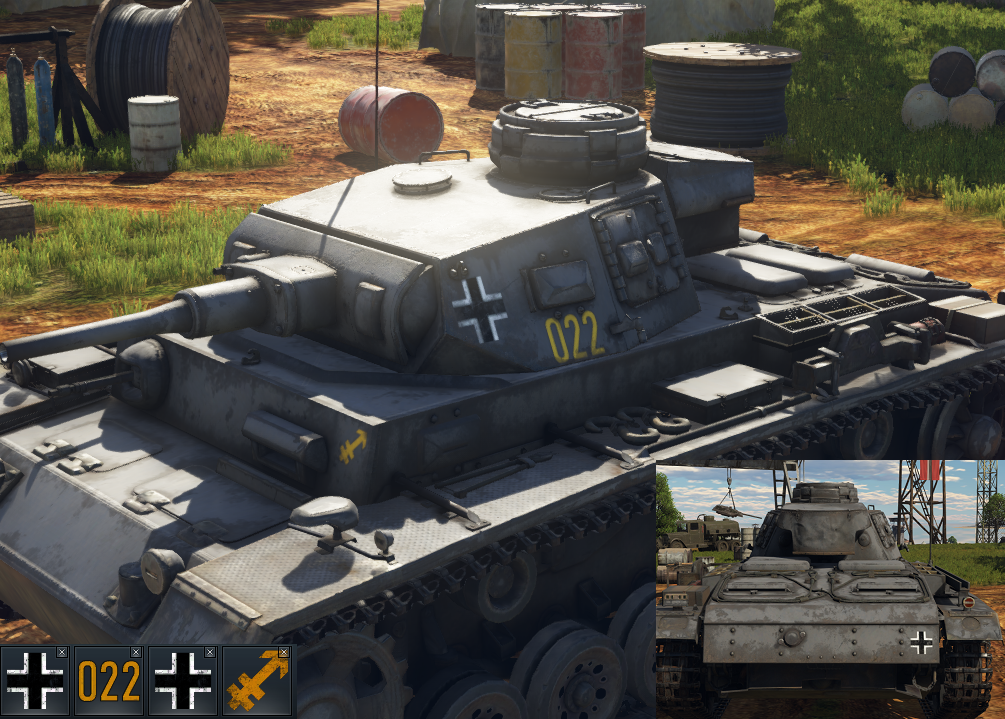 Steam Community :: Guide :: IFN1 Authentic Tank Decal Guide