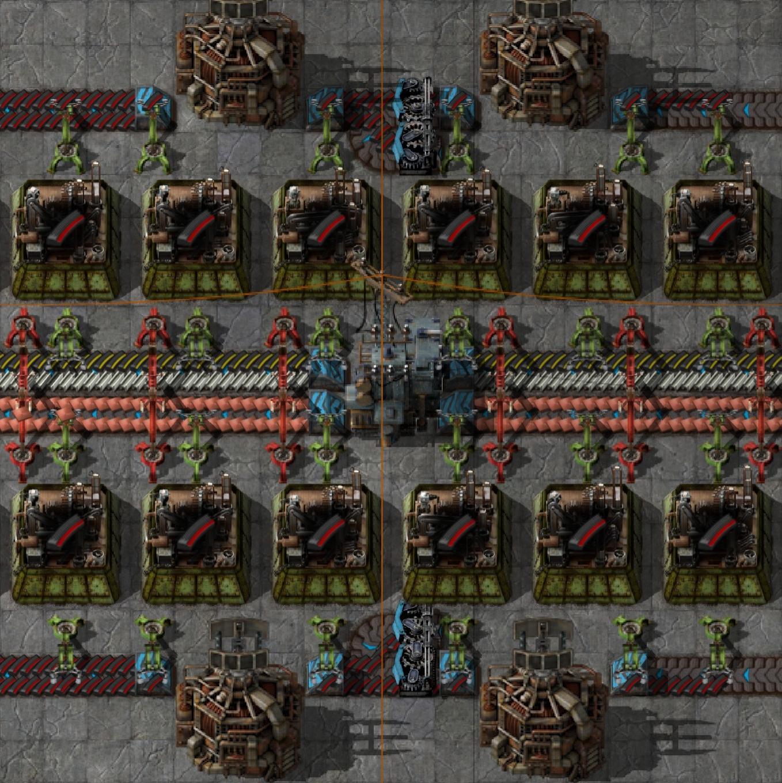 Steam Community :: Guide :: Seamless Space-Saving Blueprints (18x18
