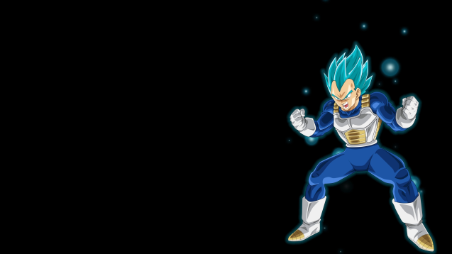 Steam Workshop Animated Wallpaper Vegeta Blue