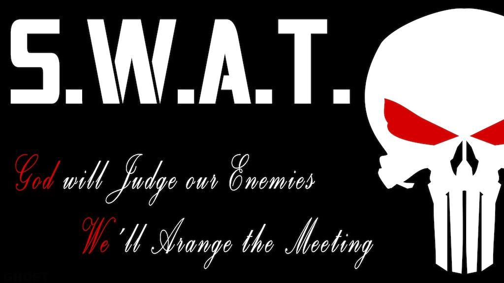 Comunidad Steam Swat Wallpaper