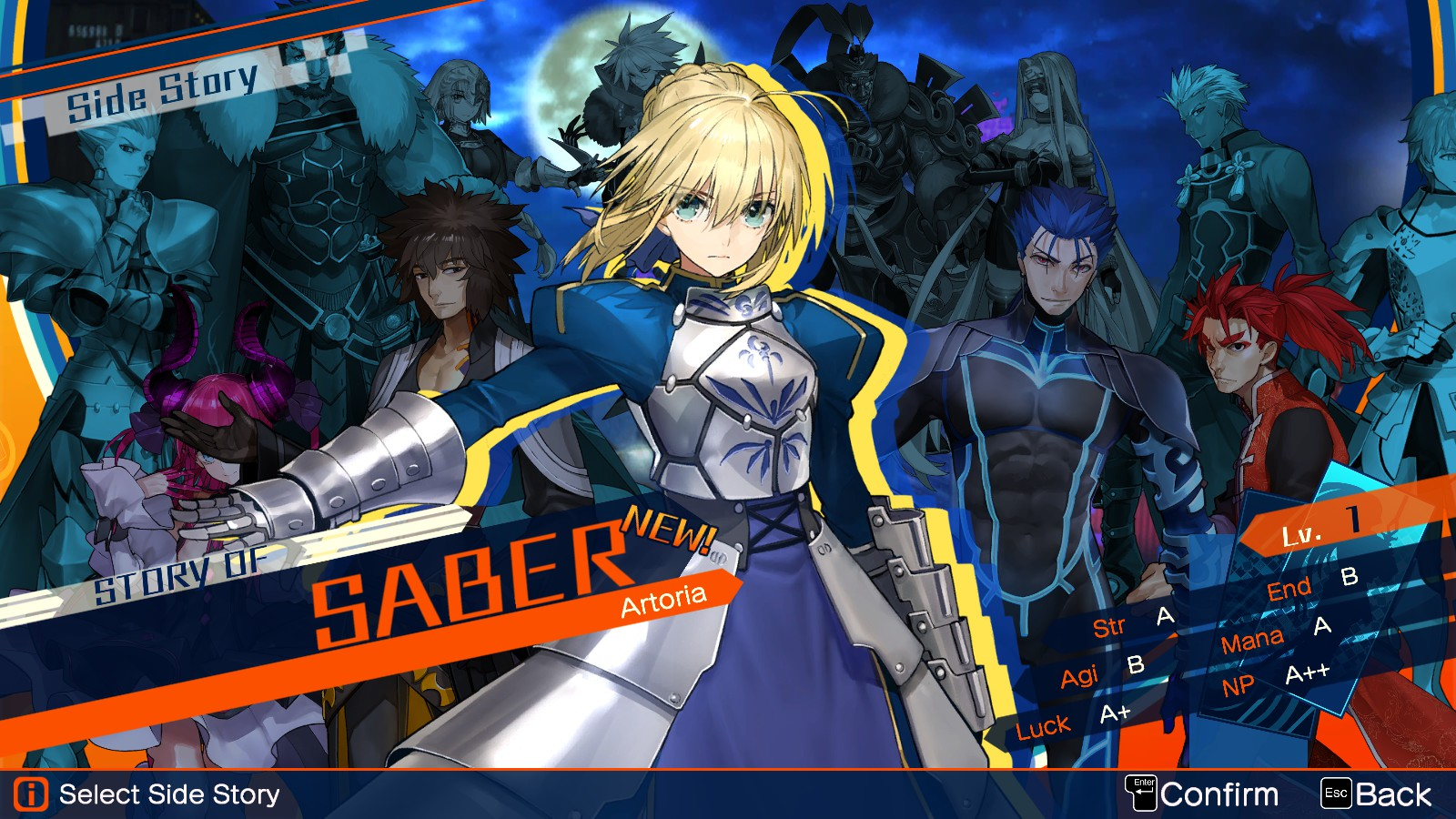 Steam Community :: Guide :: How to Unlock Artoria Pendragon