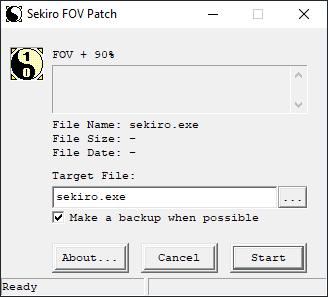 Убираем черные полосы, увеличиваем фпс в Sekiro™: Shadows Die Twice