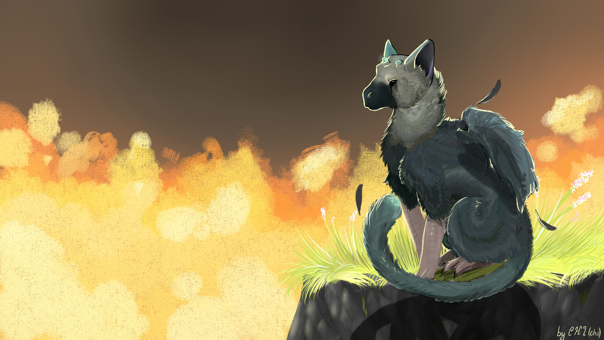Steam Community Trico From The Last Guardian