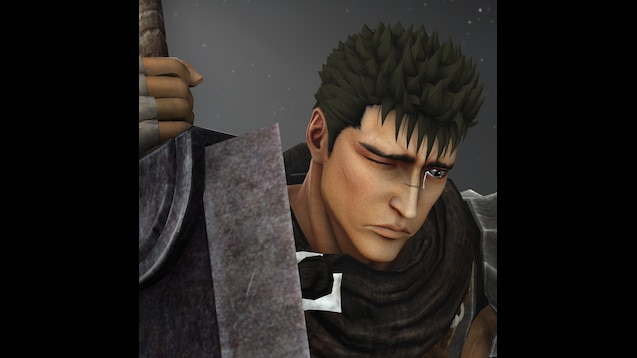 Steam Workshop :: Guts Classic + puck [Berserk and the Band of the Hawk]