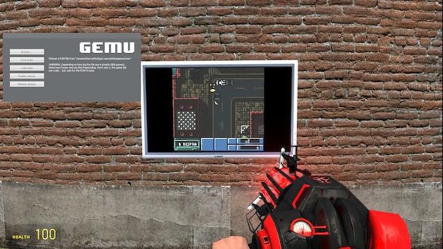 Steam Workshop :: GEMU - In-Game Multi-Emulator
