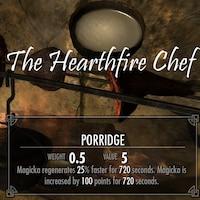 The Hearthfire Chef画像