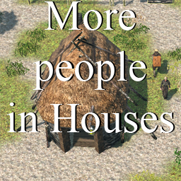 Мore people in Houses