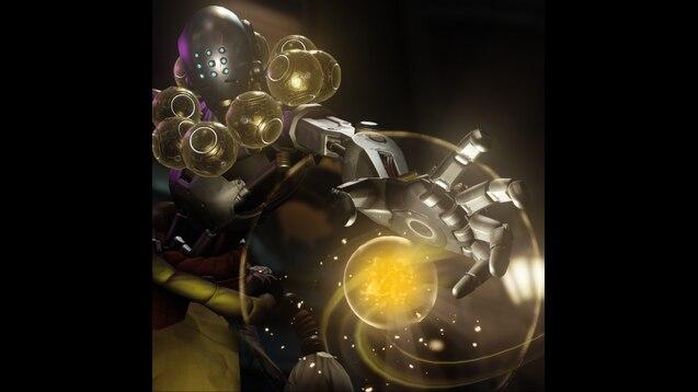 Steam Workshop :: Overwatch Zenyatta - Harmony and Discord