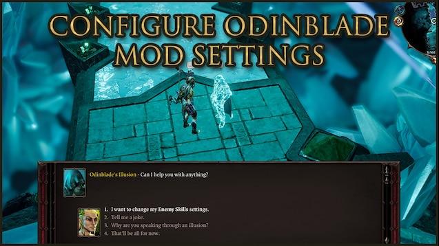 Steam Workshop :: OdinCore - Mod Services