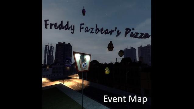Steam Workshop :: Freddy Fazbears Pizza (Event) REUPLOAD