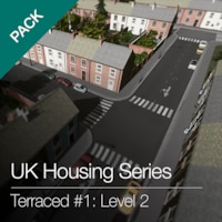 meet 5a568 bc1b5 UK Housing Series  Terraced  1 - Level 2 Pack