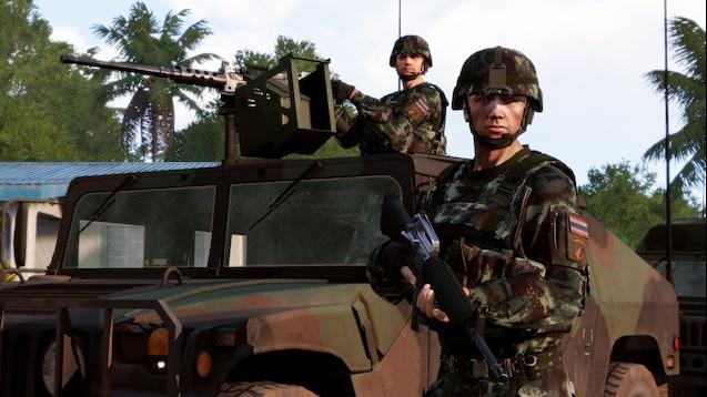 Steam Workshop :: Royal Thai Armed Forces