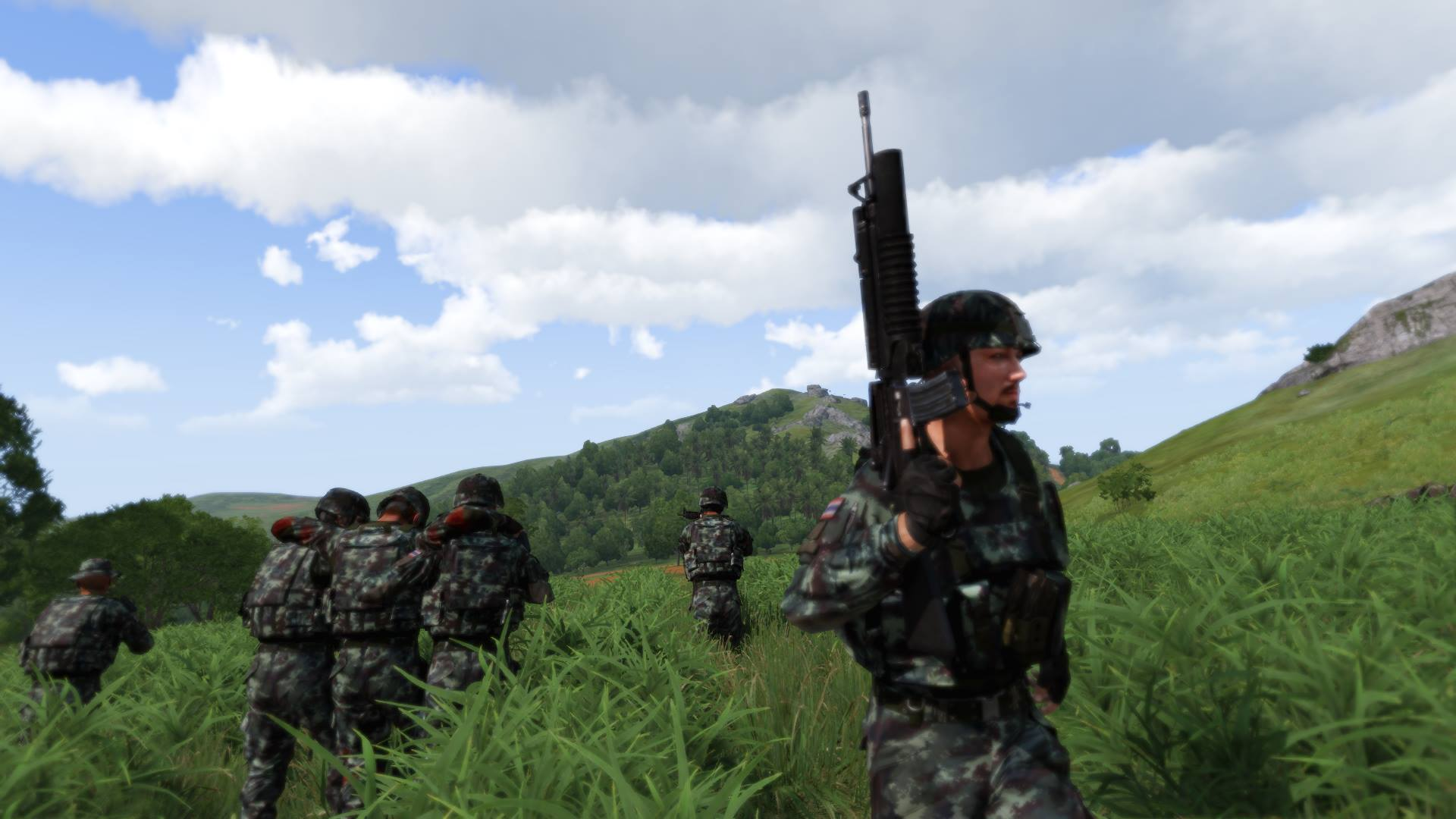 Steam Workshop :: Royal Thai Armed Forces