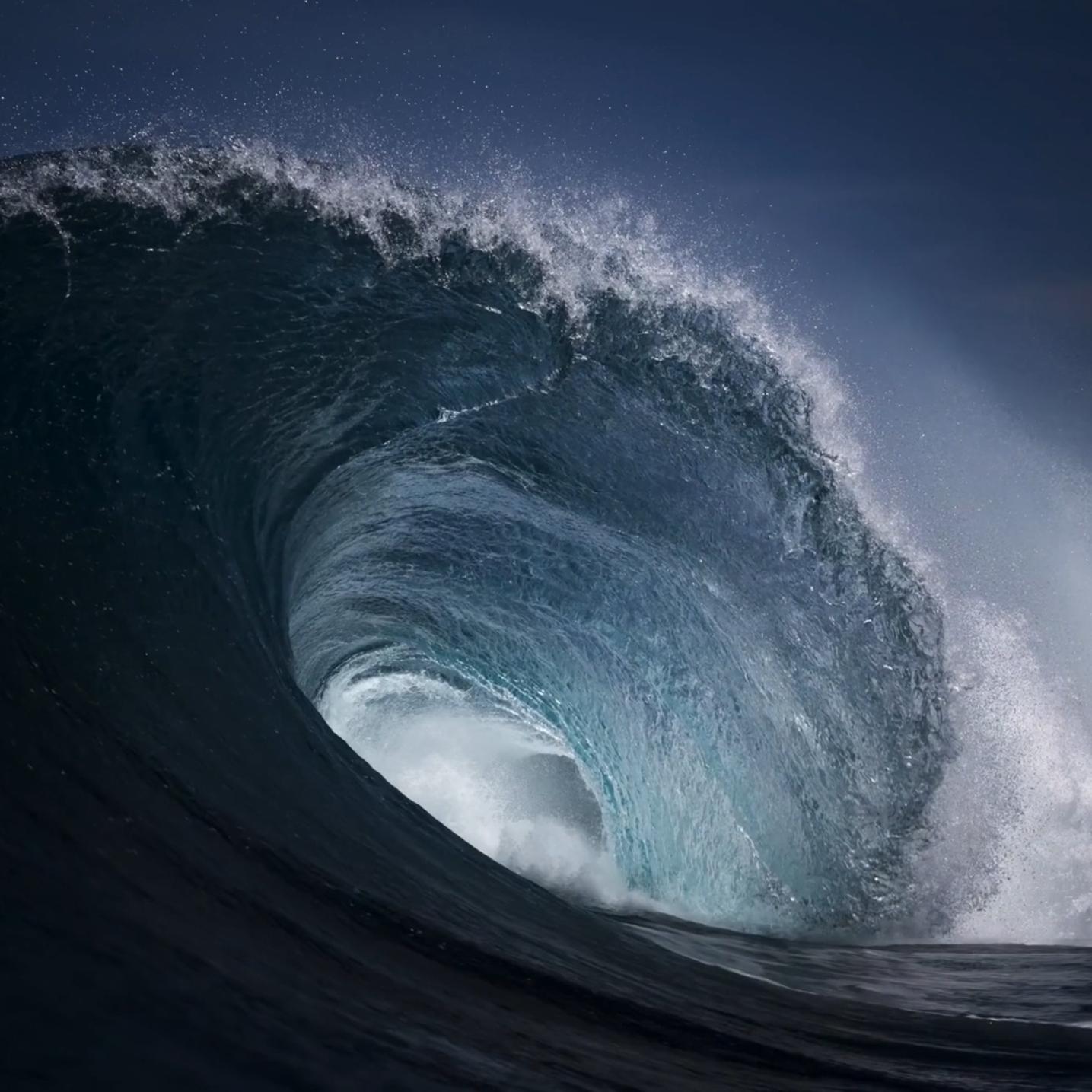 Wave Cinemagraph Wallpaper Engine