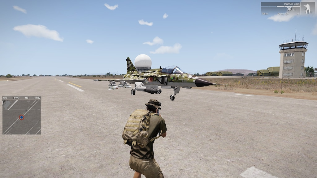 Steam Community :: Screenshot :: First time I landed a Jet