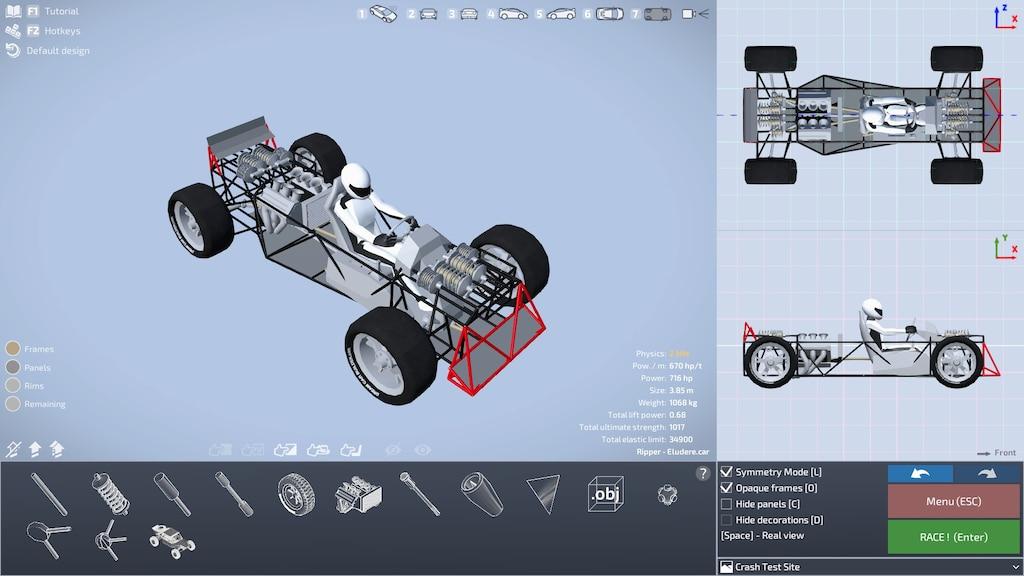 dream car racing 3d gratis
