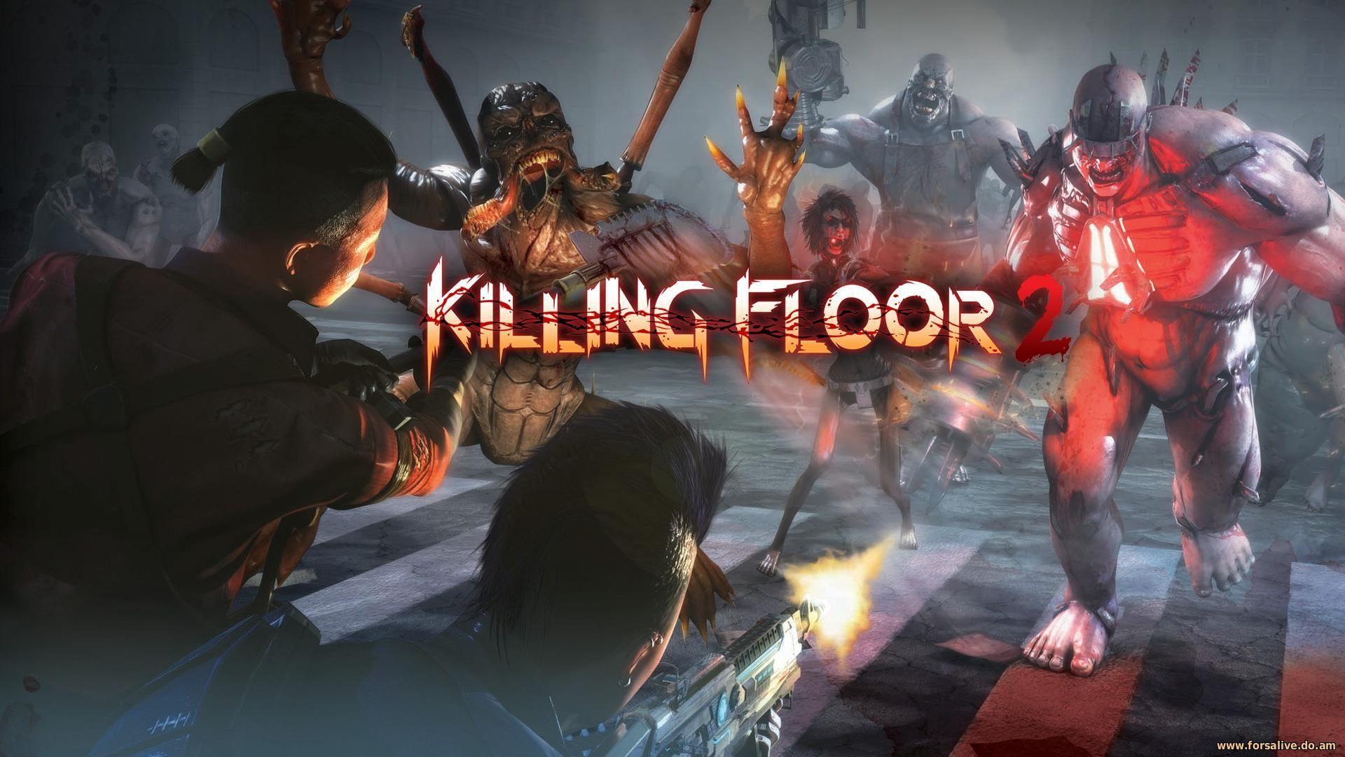 Steam Workshop Killing Floor 2 Custom Map Collection