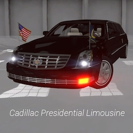 Steam Workshop :: PV - Cadillac DTS Presidential Limousine