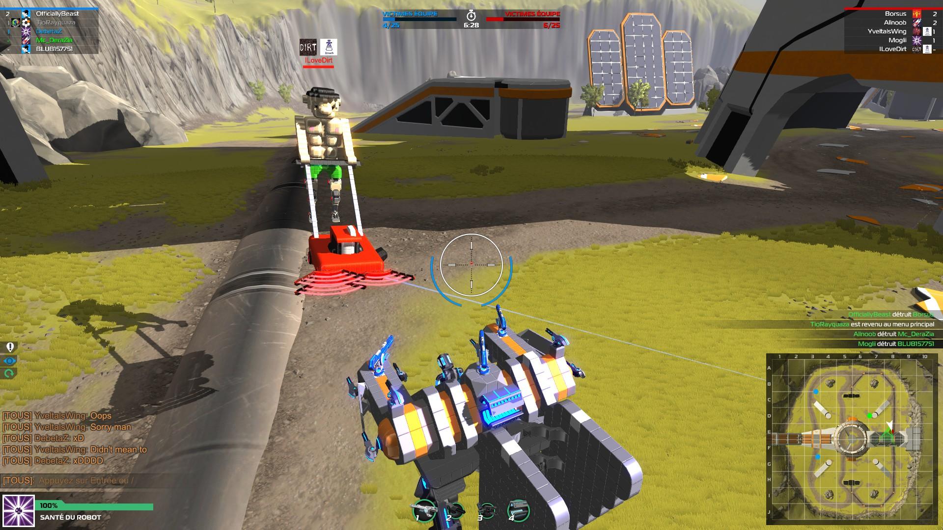 robocraft sur steam