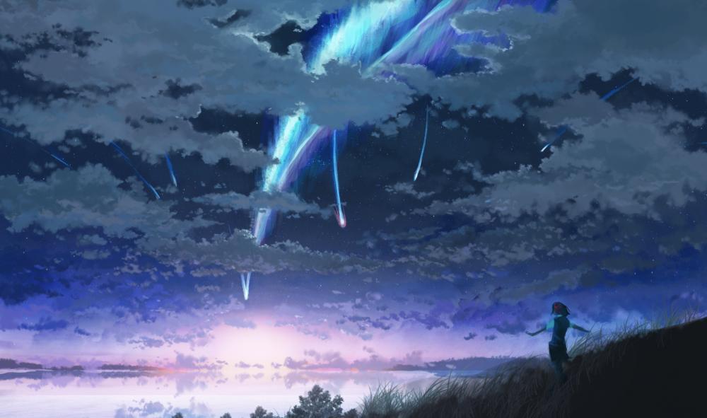 Steam Community Kimi No Na Wa Wallpaper