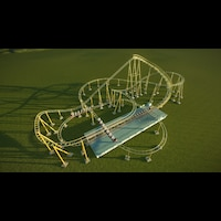 Steam Workshop :: RCT Classic Coaster & Ride Recreations