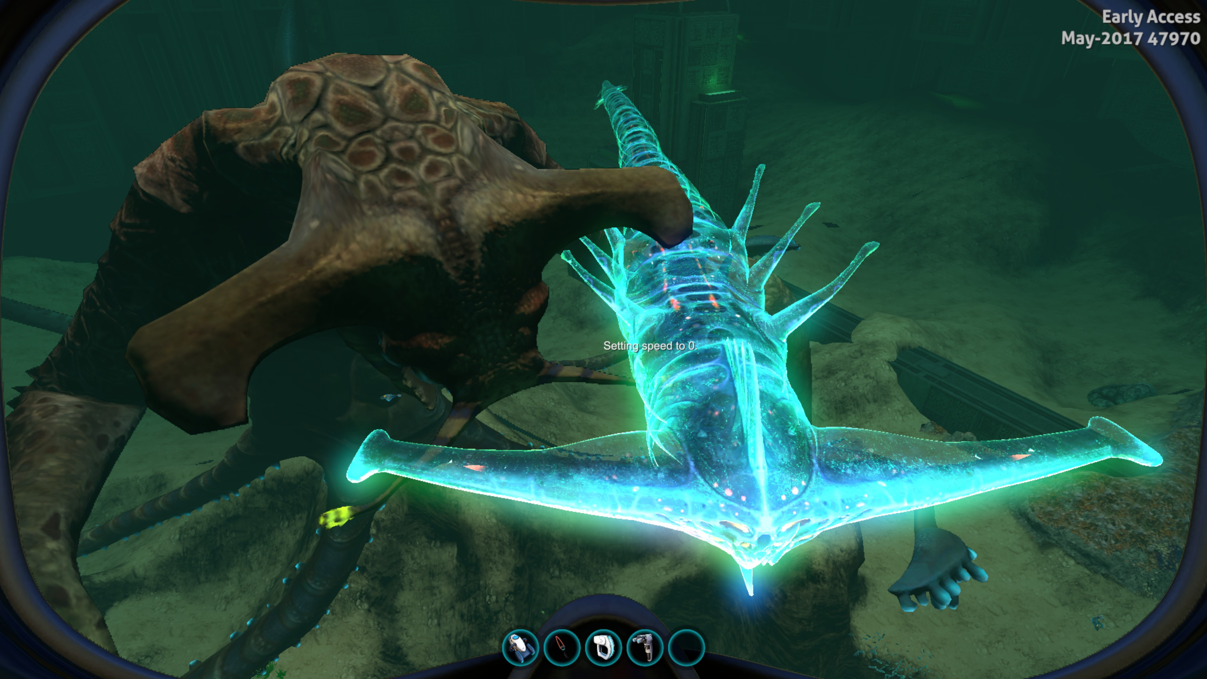 Subnautica Leviathan Comparison — Grabbers