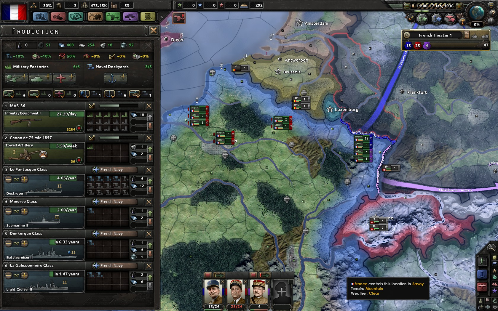 Steam Community :: Guide :: Beating Germany in 1936 as