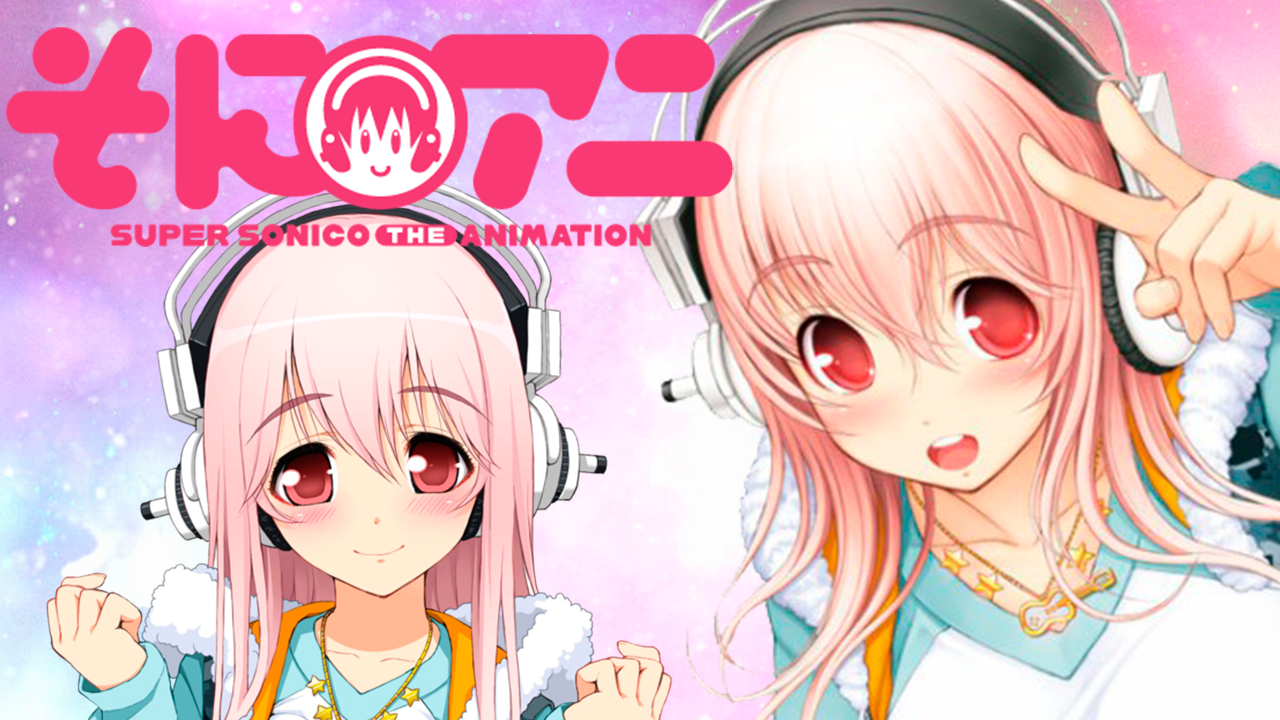 Super Sonico Paintjob