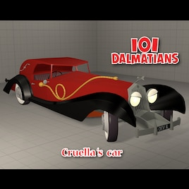 Steam Workshop :: Cruella's Car